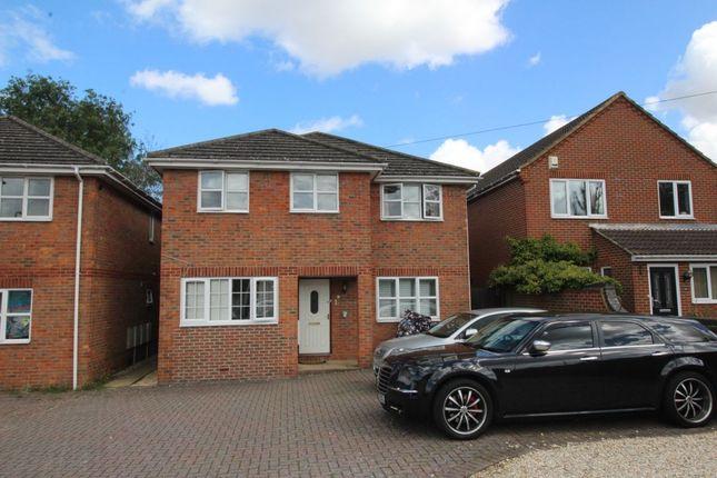 Thumbnail Detached house to rent in Salisbury Gardens, Basingstoke
