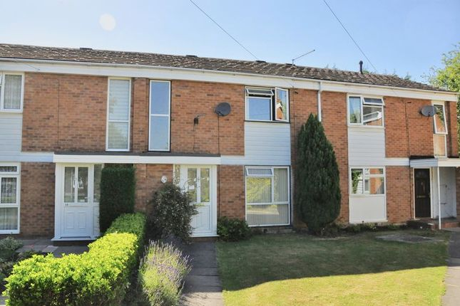 Thumbnail Terraced house for sale in Blossomfield Close, Hampton, Evesham