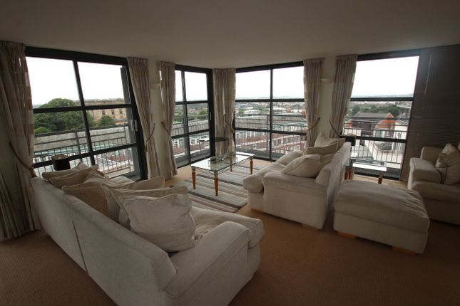 Thumbnail Flat to rent in The Arena, Standard Hill, Nottingham