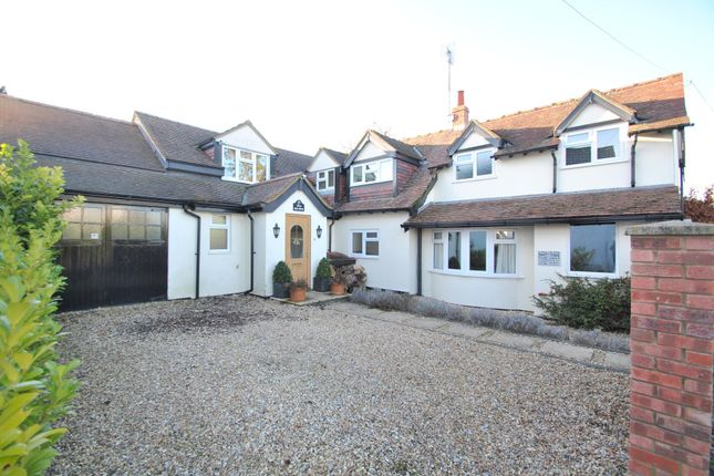 Thumbnail Detached house for sale in Swiss Cottage, Quat Goose Lane, Swindon Village, Cheltenham