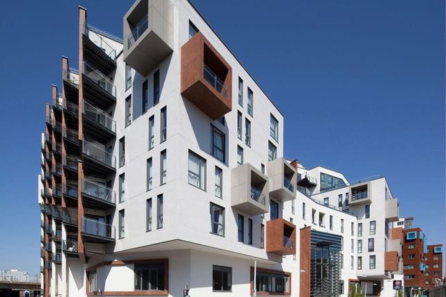 Thumbnail 1 bed flat for sale in Bellville House, 77 Norman Road, Greenwich, London