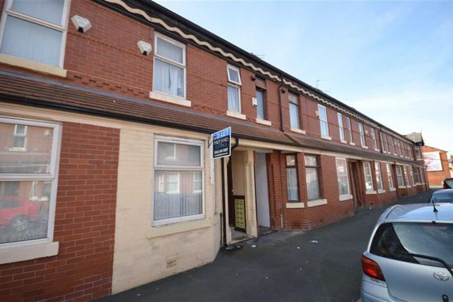 Thumbnail Terraced house to rent in Beveridge Street, Rusholme, Manchester, Greater Manchester