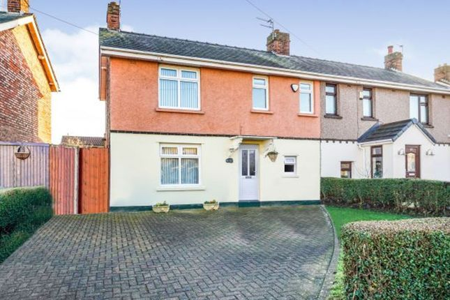 Thumbnail Semi-detached house for sale in Moss Lane, Lydiate