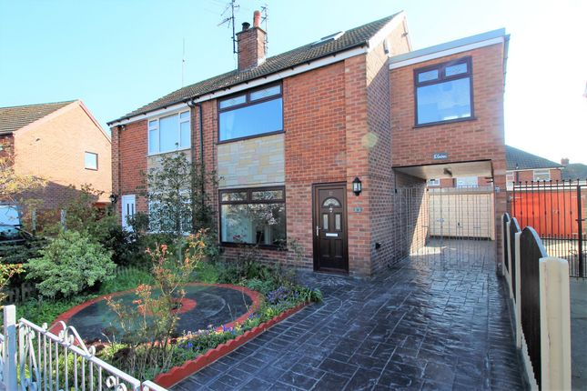 Thumbnail Terraced house to rent in Epping Close, Blackpool, Lancashire