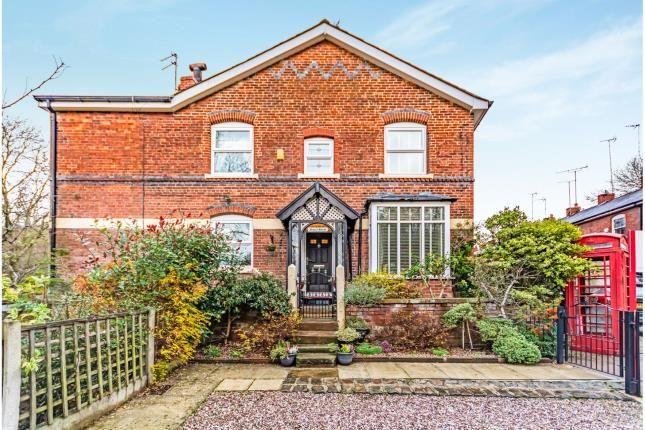 Thumbnail End terrace house for sale in Dingle Terrace, Park Bridge, Ashton Under Lyne, Greater Manchester