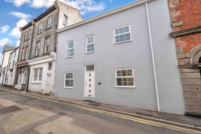 Thumbnail Terraced house for sale in Market Street, Stratton, Bude, Cornwall