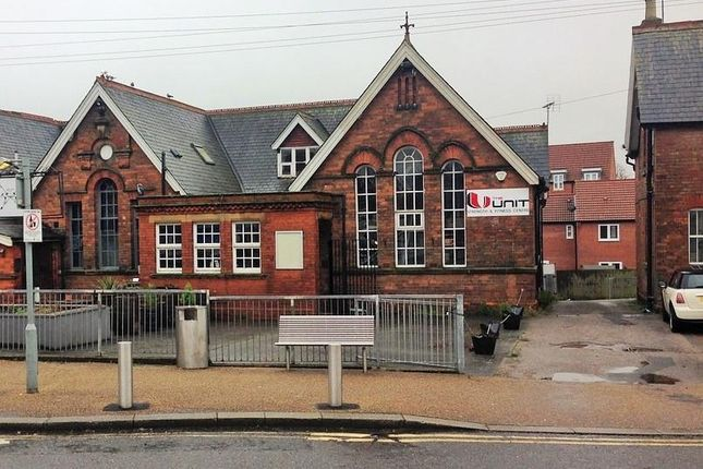 Thumbnail Leisure/hospitality for sale in Former School Building Mill Street, Clowne, Chesterfield, Chesterfield