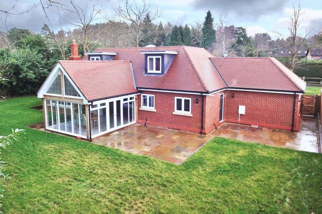 Thumbnail Detached house for sale in Gasden Copse, Witley, Godalming