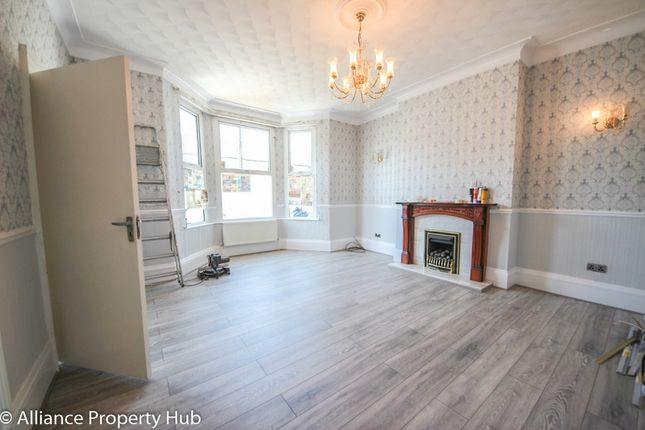Thumbnail Terraced house to rent in Gordon Road, Ilford