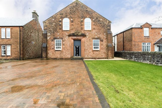 Thumbnail Detached house for sale in West Donington Street, Darvel