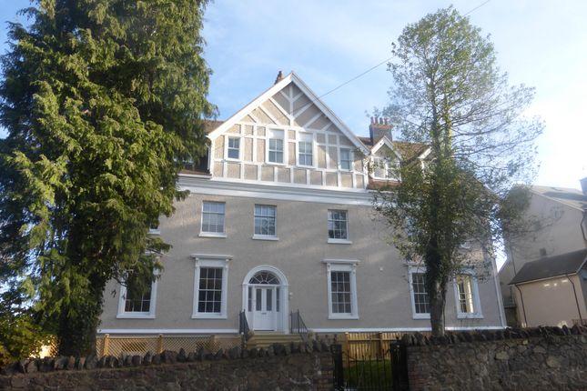 Thumbnail Flat to rent in Albert Road North, Malvern