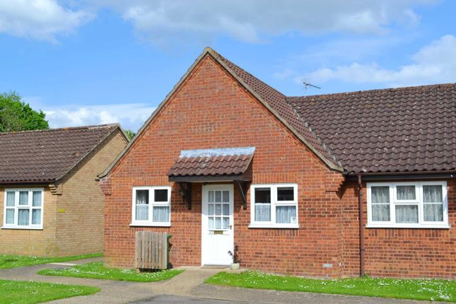 Thumbnail Semi-detached bungalow for sale in Northwell Place, Northwell Pool Road, Swaffham