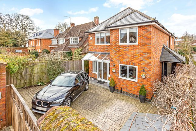 Thumbnail Detached house for sale in Mill Road, Marlow, Buckinghamshire