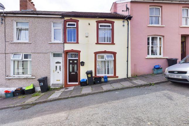 Thumbnail Terraced house for sale in Lewis Street, Bedlinog, Treharris, Merthyr Tydfil