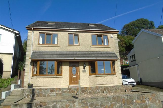 Thumbnail Detached house for sale in Holly Lodge, Graig, Burry Port