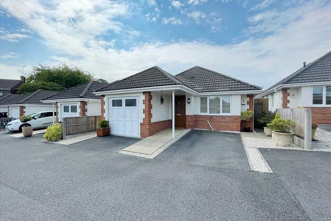 Thumbnail Detached bungalow for sale in Jenni Close, Bear Cross, Bournemouth