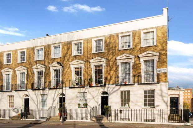 Thumbnail Terraced house for sale in Charrington Street, Kings Cross, London