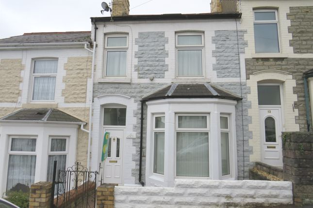Thumbnail Terraced house for sale in Kenilworth Road, Barry
