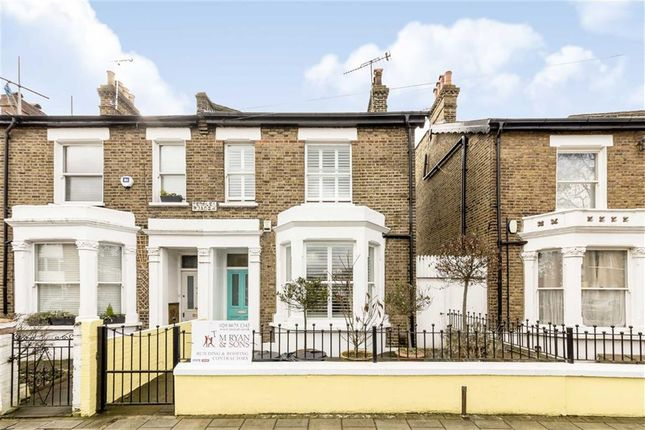 Thumbnail Terraced house for sale in Fernlea Road, Balham