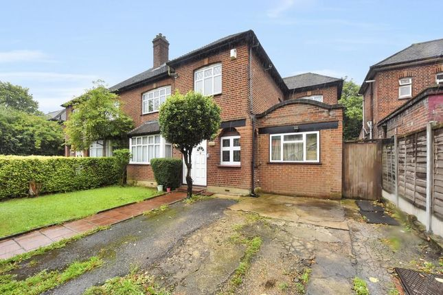 Thumbnail Semi-detached house for sale in Woodberry Grove, London