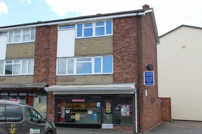 Thumbnail Flat for sale in Chiltern Square, Tupsley, Hereford