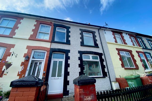 Thumbnail Property to rent in Upper Francis Street, Caerphilly, Caerphilly