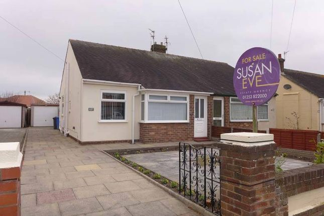 2 bed semi-detached bungalow for sale in North Drive, Thornton-Cleveleys