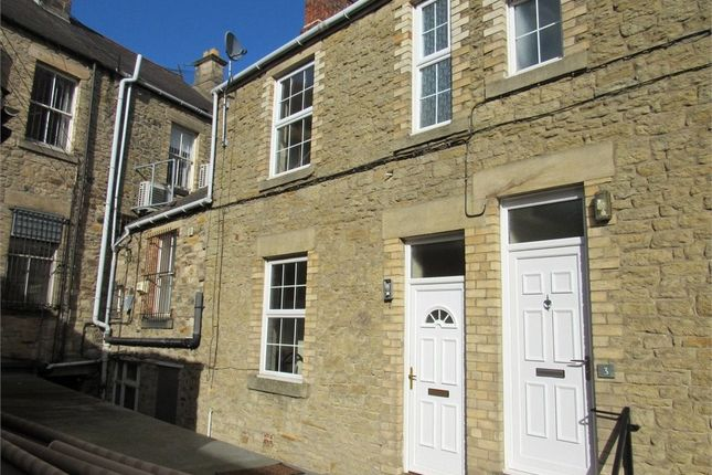 Thumbnail Terraced house to rent in Jubilee Buildings, Hexham, Northumberland