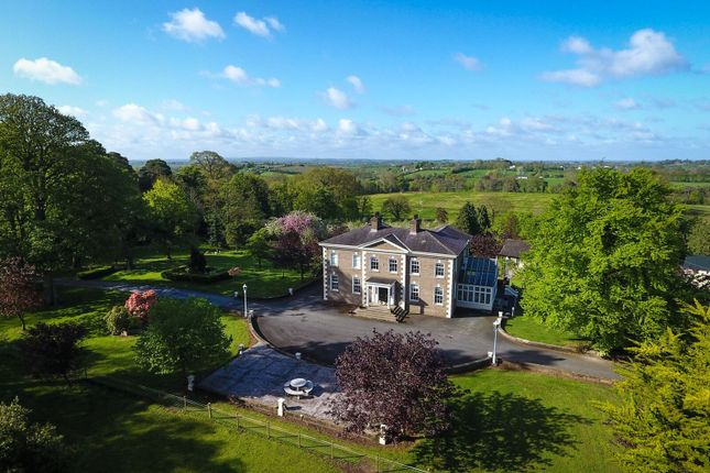 Thumbnail Country house for sale in 20 Clantilew Road, Portadown