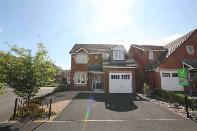 Thumbnail Detached house for sale in Mcmillan Drive, Crook