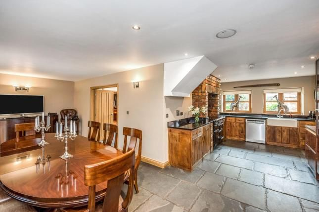 Thumbnail Detached house for sale in Old Forge Row, Lydiate, Merseyside