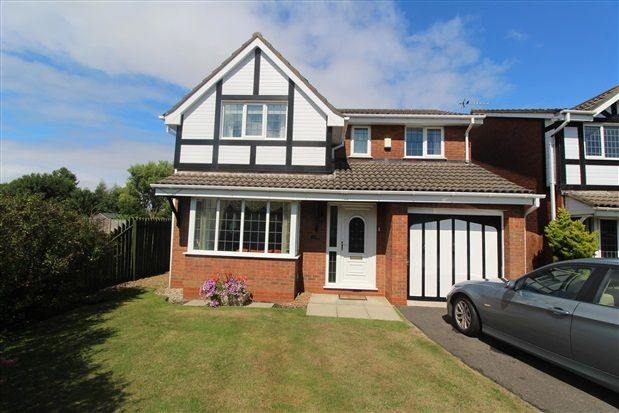 Thumbnail Property for sale in Dove Close, Thornton Cleveleys