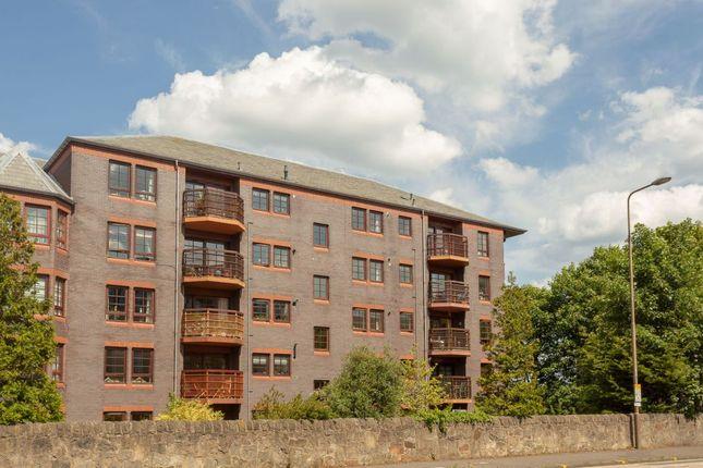 Thumbnail Flat for sale in 37/10 Orchard Brae Avenue, Edinburgh
