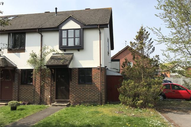 Thumbnail Terraced house for sale in Westmorland Drive, Warfield, Bracknell, Berkshire