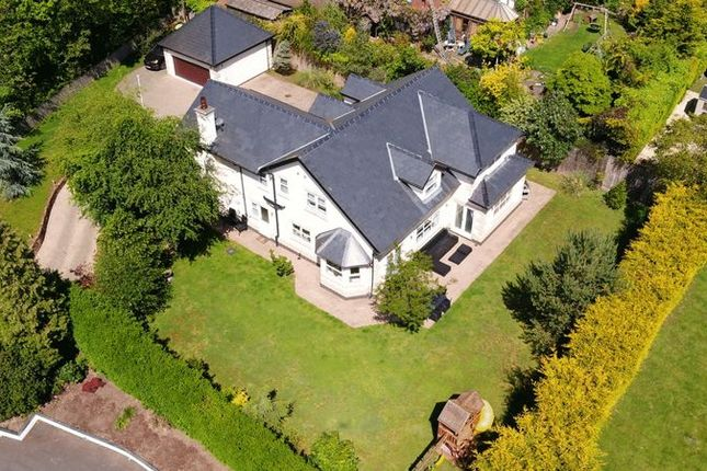 Thumbnail Detached house for sale in Well Lane, Heswall, Wirral
