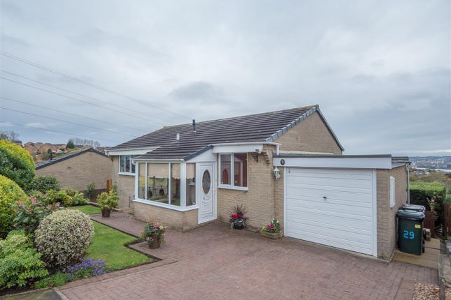 Thumbnail Detached bungalow for sale in Thorndale Rise, Bradford