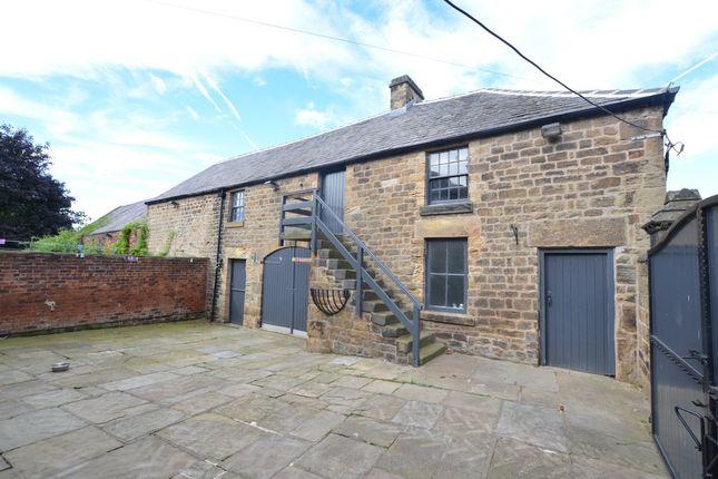 Thumbnail Barn conversion to rent in Rob Royd, Worsbrough, Barnsley