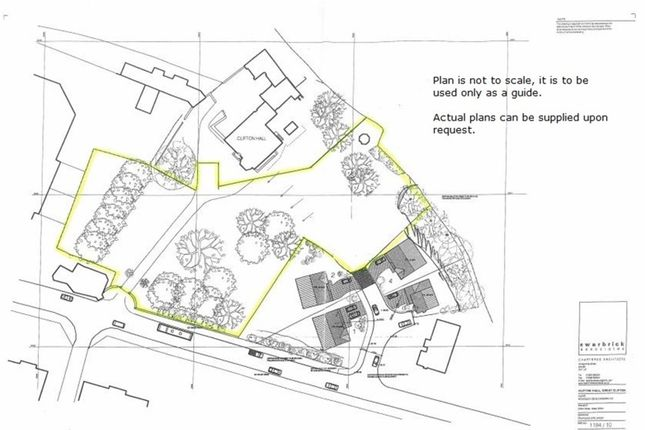 Thumbnail Land for sale in Moor Road, Great Clifton, Workington