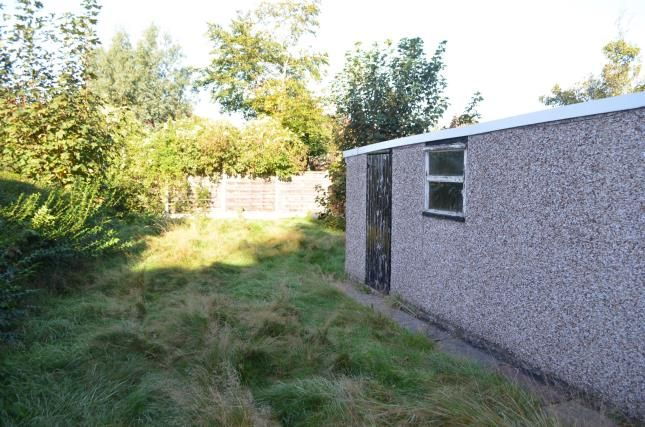 Outside of Marford Crescent, Sale, Greater Manchester M33