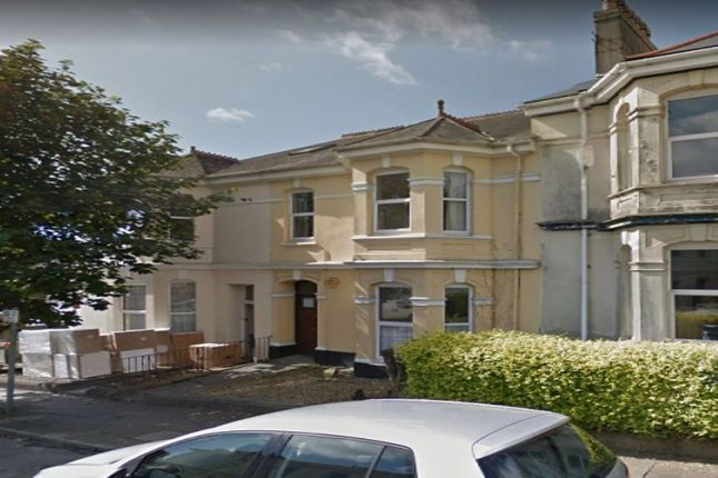 Thumbnail Terraced house to rent in May Terrace, Plymouth