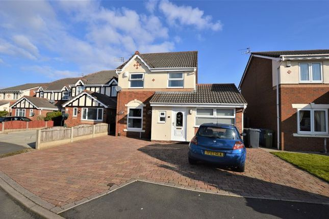Thumbnail Detached house for sale in Lodge Fold, Droylsden, Manchester