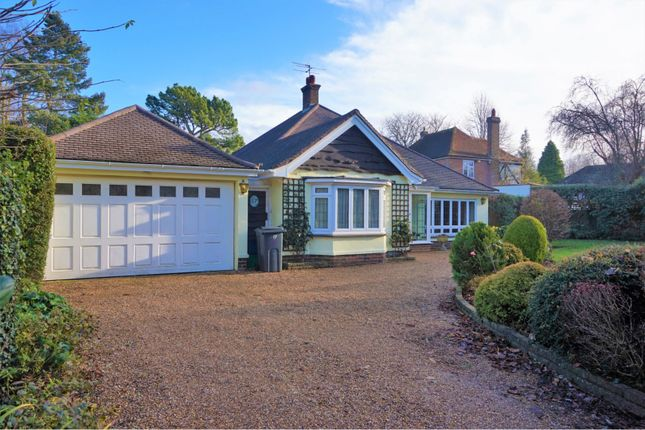 Thumbnail Bungalow for sale in Woodcote Park Avenue, Purley