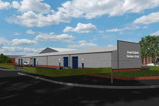 Thumbnail Warehouse to let in Hewell Road, Redditch