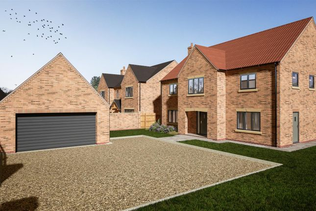 Thumbnail Detached house for sale in The Rowans, Orchard Way, Stow, Lincoln