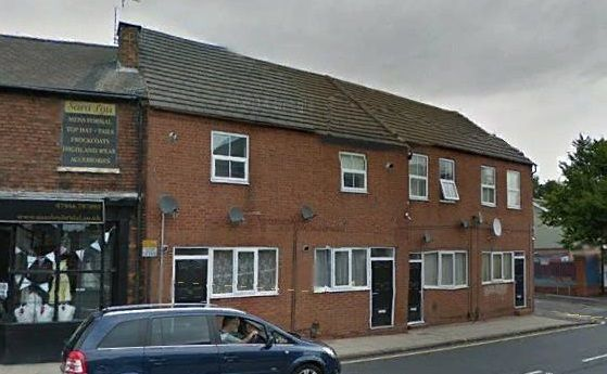 Thumbnail Flat to rent in Walsall Street, Willenhall