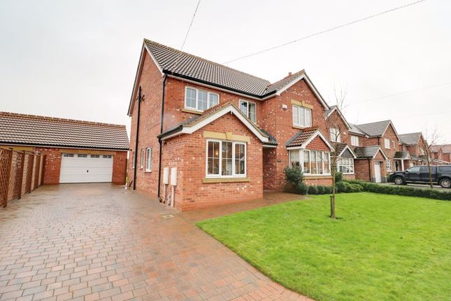 Thumbnail Detached house for sale in Ennerdale Lane, Scunthorpe