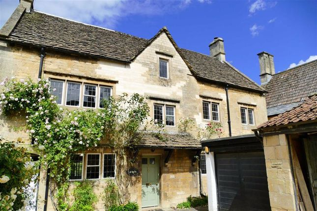 Thumbnail Detached house for sale in The Green, Calne