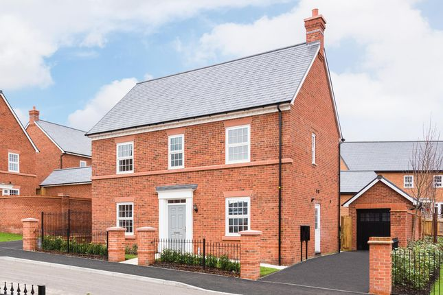 """Thumbnail Detached house for sale in """"Bradgate (Urban)"""" at Tarporley Business Centre, Nantwich Road, Tarporley"""