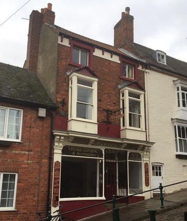 Thumbnail Retail premises for sale in Steep Hill, Lincoln, Lincolnshire