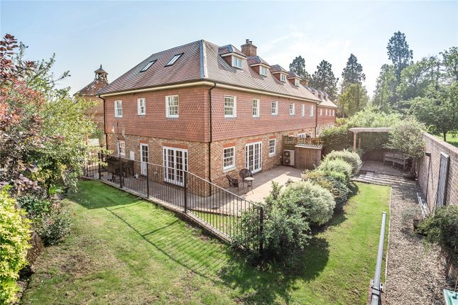 Thumbnail Semi-detached house for sale in Dovecote Mews, Breakspear Road North, Harefield, Uxbridge